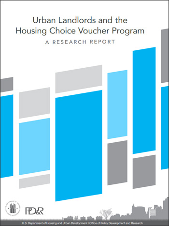 Urban Landlords and the Housing Choice Voucher Program: A Research Report